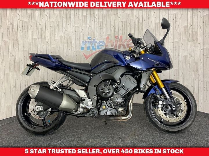 Yamaha FZ1-S FAZER 1 OWNER FROM NEW LONG MOT TILL JUNE 2020 2007 … image