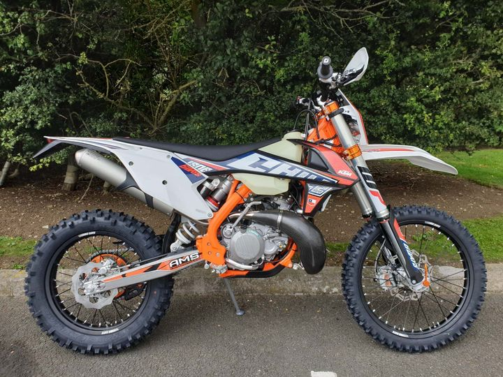 KTM EXC 250 SIX DAYS 250cc image