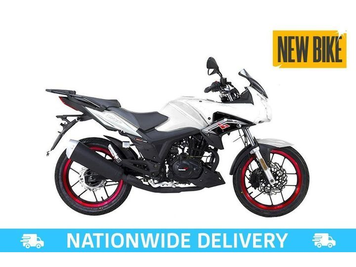 Lexmoto ZSX F NAKED ALL TYPES OF CREDIT ACCEPTED 125cc image