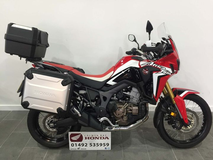 Honda CRF1000L Africa Twin DCT ABS 998cc image