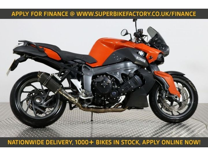BMW K1300R ALL TYPES OF CREDIT ACCEPTED 1293cc image