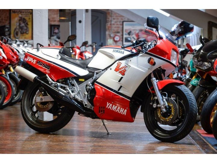 Yamaha RD500LC YPVS STUNNING UK LOW MILEAGE EXAMPLE 492cc image