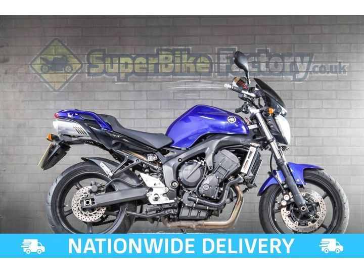 Yamaha FZ6 FAZER ALL TYPES OF CREDIT ACCEPTED 600cc image