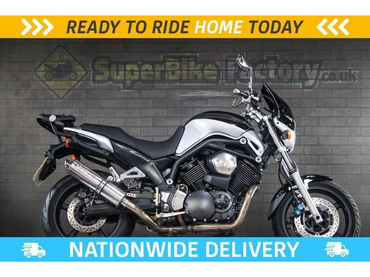 Yamaha BT1100 ALL TYPES OF CREDIT ACCEPTED. 1063cc image