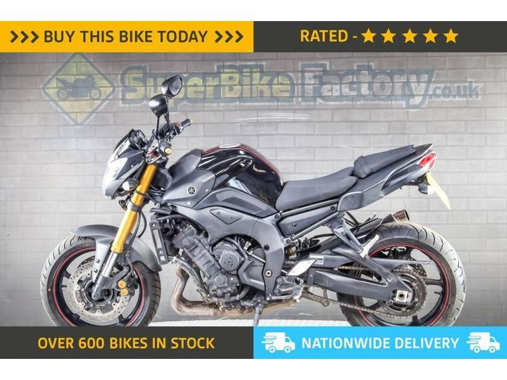 Yamaha FZ8 - ALL TYPES OF CREDIT ACCEPTED 779cc image