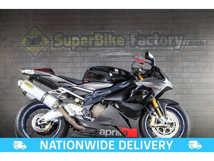Aprilia RSV1000 ALL TYPES OF CREDIT ACCEPTED. 998cc image