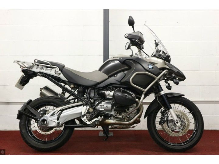 BMW R1200 GS ADVENTURE 1170cc image