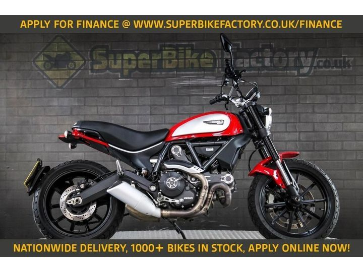 Ducati Scrambler 800 ICON ALL TYPES OF CREDIT ACCEPTED 803cc image