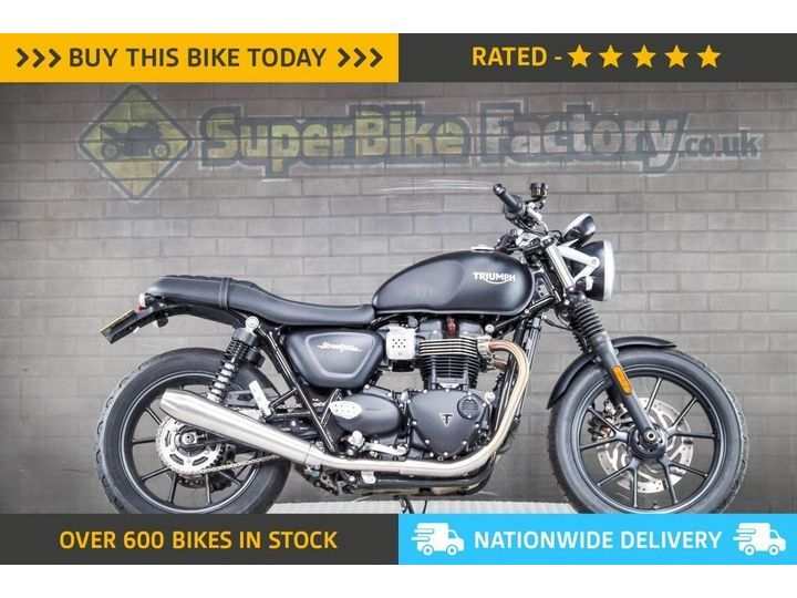 Triumph BONNEVILLE 865 - ALL TYPES OF CREDIT ACCEPTED 900cc image