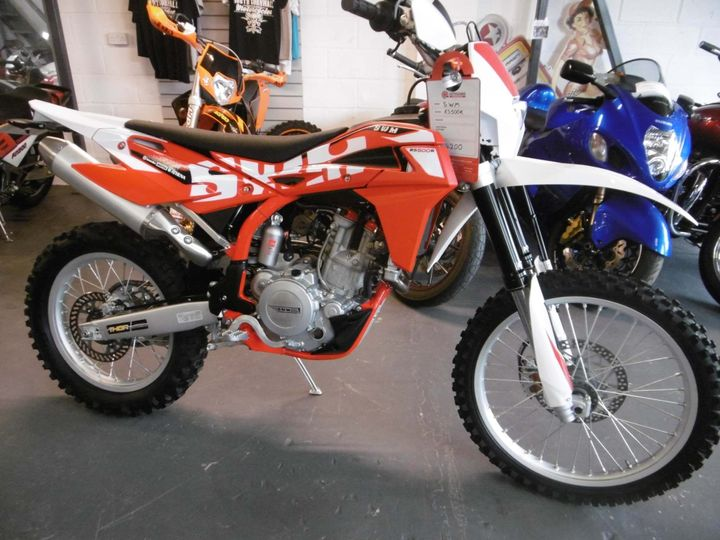 Swm Motorcycles RS 500 R 501cc image