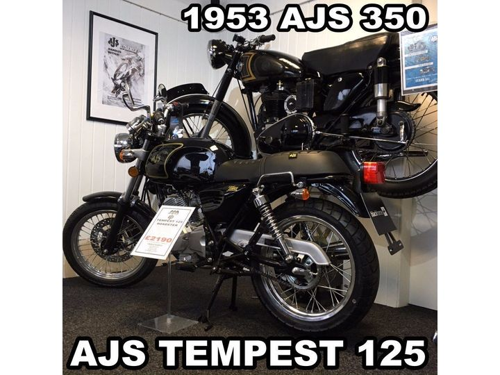 AJS Regal 125cc image