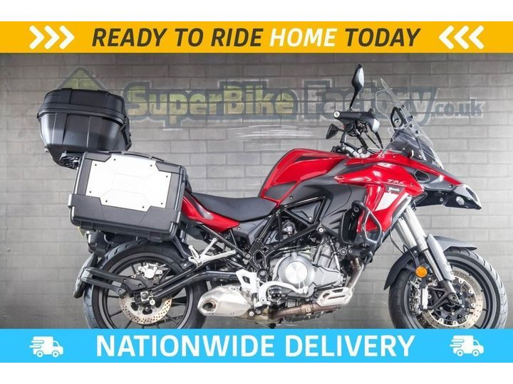 Benelli TRK 502 ALL TYPES OF CREDIT ACCEPTED 500cc image