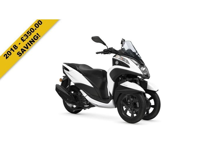 Yamaha MW125 TRICITY ***BRAND NEW UN-REGISTERED 2018 LAST ONE IN - … image