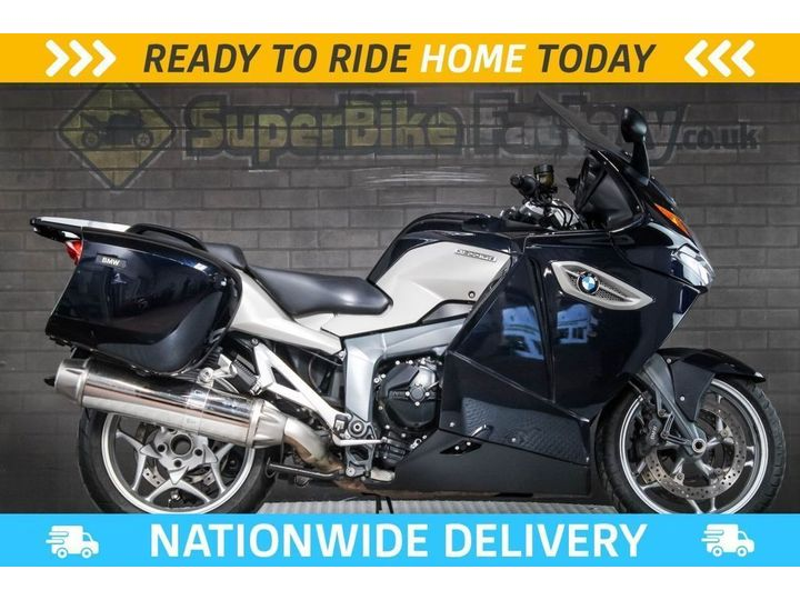 BMW K1300GT ABS ALL TYPES OF CREDIT ACCEPTED. 1293cc image