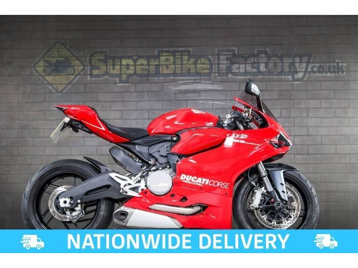 Ducati 899 PANIGALE ALL TYPES OF CREDIT ACCEPTED 899cc image