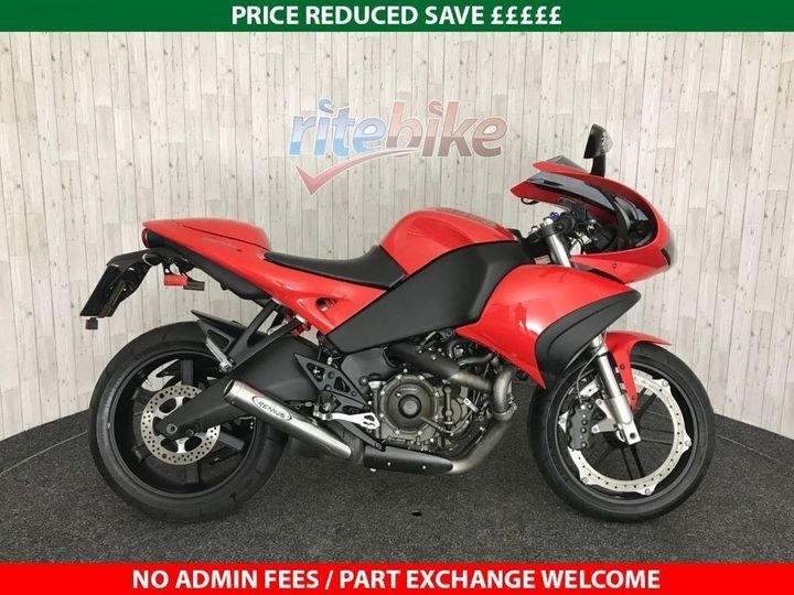 Buell BUELL 1125R R SPORTS V-TWIN LOW MILES 4261 2009 59 1125cc image