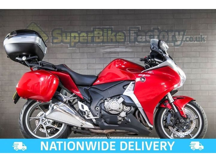 Honda VFR1200F ALL TYPES OF CREDIT ACCEPTED. 1237cc image