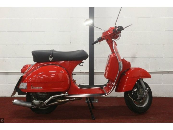 New Piaggio Vespa PX 150 E for sale on Auto Trader Bikes
