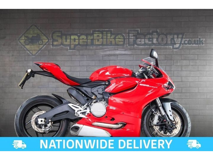 Ducati 899 PANIGALE ABS ALL TYPES OF CREDIT ACCEPTED 899cc image