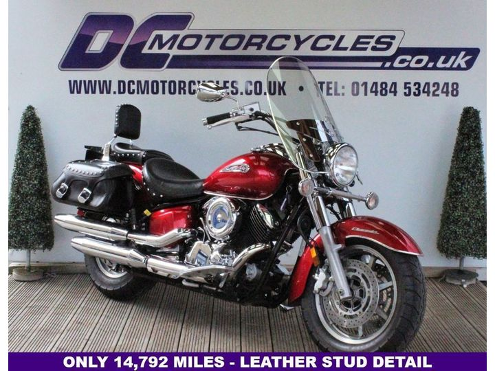 Yamaha XVS1100 CLASSIC Only 14,792 Miles - 1 Former Keeper 0 litre image