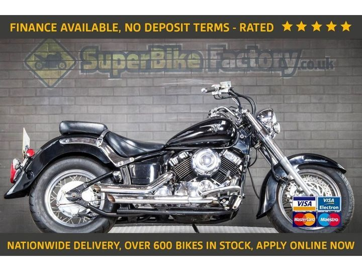 Yamaha XVS650 ALL TYPES OF CREDIT ACCEPTED 649cc image