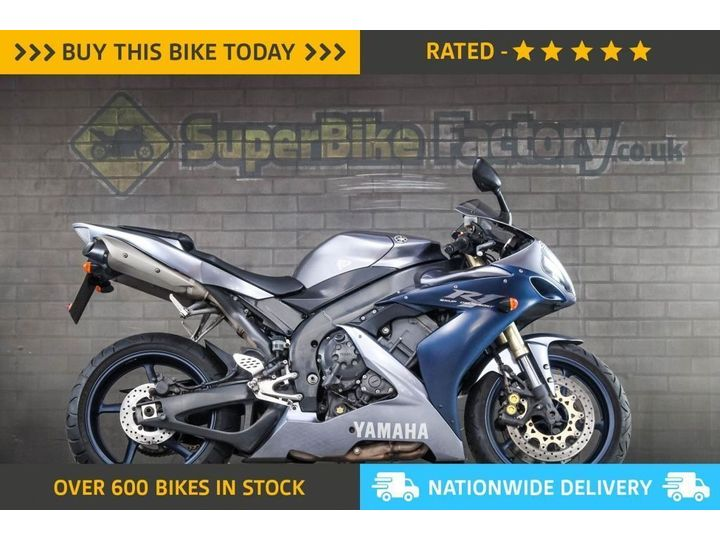 Yamaha R1 - ALL TYPES OF CREDIT ACCEPTED 998cc image