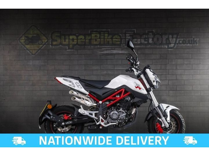 Benelli TNT ALL TYPES OF CREDIT ACCEPTED. 125cc image