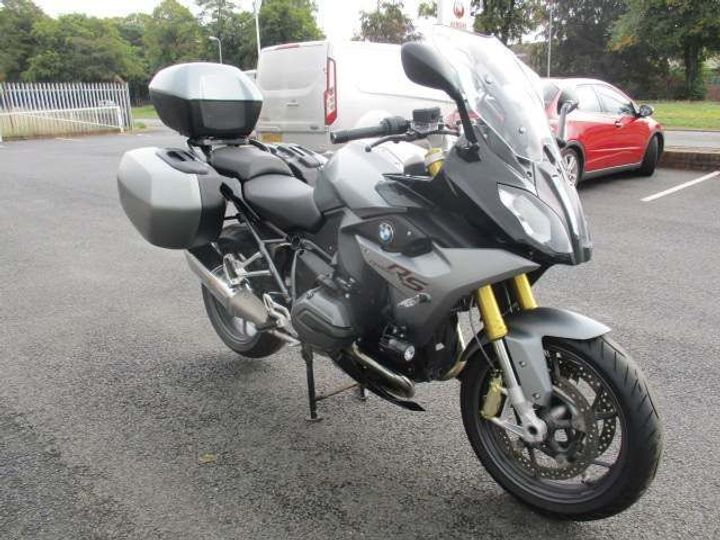 BMW R1200RS Sport SE ABS Naked 1170cc image