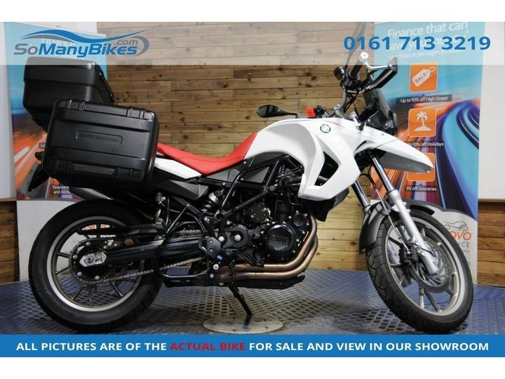BMW F650GS F (800CC) ABS - 1 Owner Nice example 798cc image