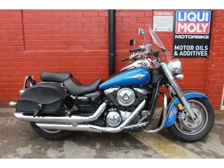 Kawasaki VN 1600 Classic Finance and Delivery Available 1552cc image