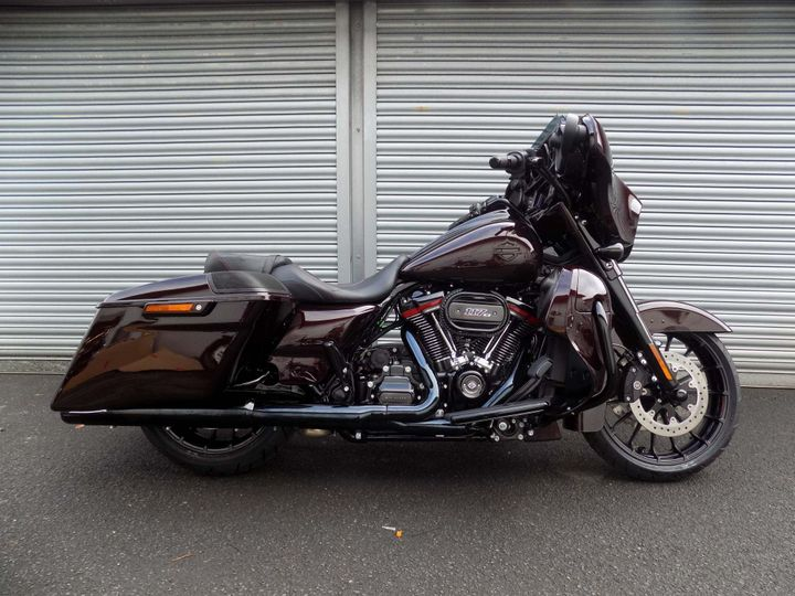 Harley-Davidson CVO motorcycles for sale on Auto Trader Bikes