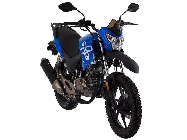 Lexmoto Assault 125 Naked 125cc image