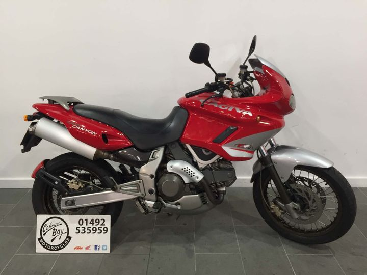 Cagiva Grand Canyon 900cc image