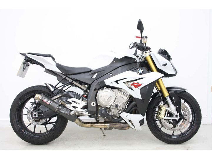 BMW S1000R ABS Naked 999cc image