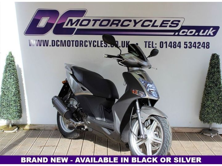Kymco AGILITY CITY 125 Brand New, Two Colour Options 0 litre image