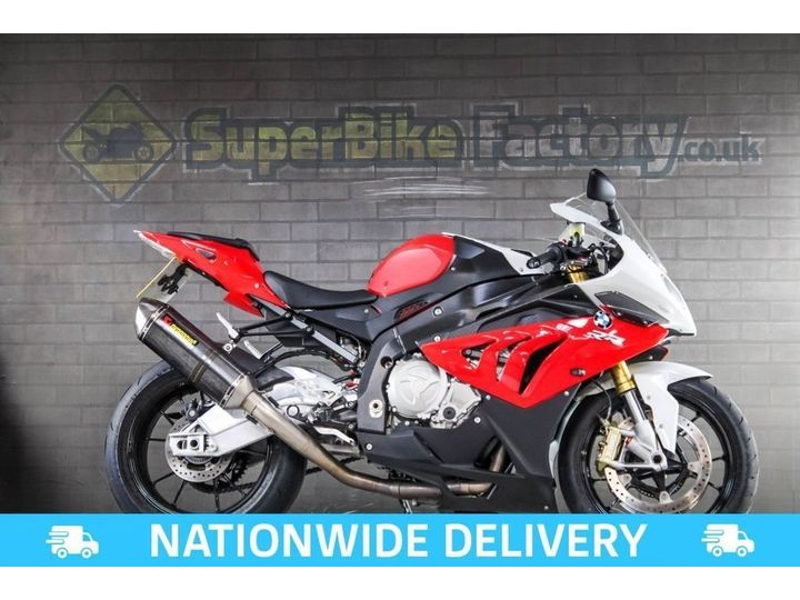 BMW S1000RR ABS ALL TYPES OF CREDIT ACCEPTED. 999cc image