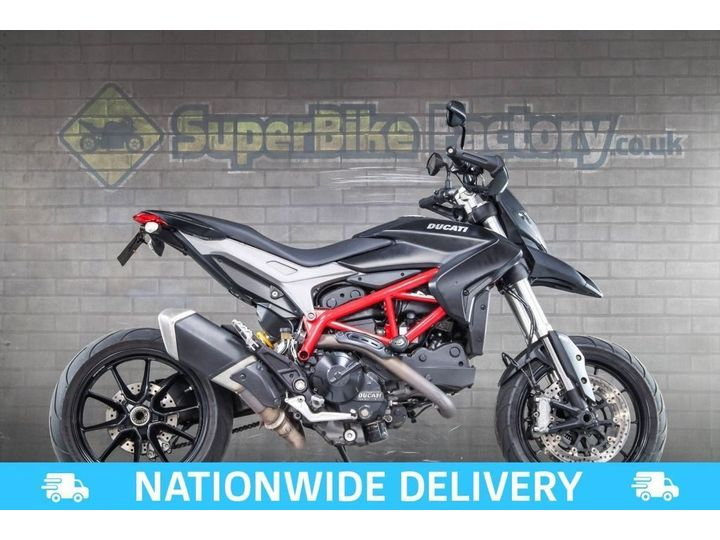 Ducati HYPERMOTARD 796 ABS ALL TYPES OF CREDIT ACCEPTED 796cc image