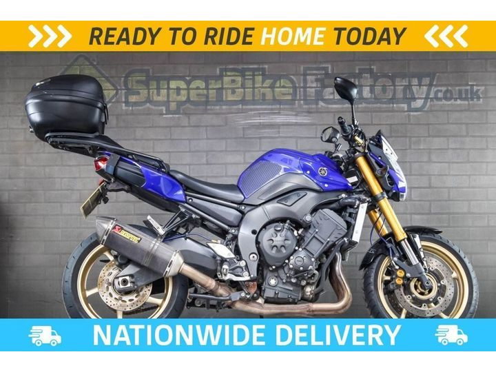 Yamaha FZ8 ALL TYPES OF CREDIT ACCEPTED. 779cc image