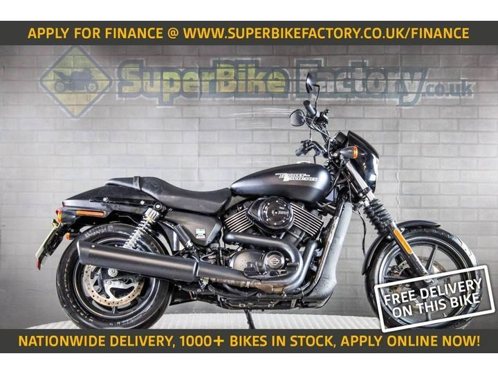 Harley-Davidson STREET XG 750 ALL TYPES OF CREDIT ACCEPTED 749cc image
