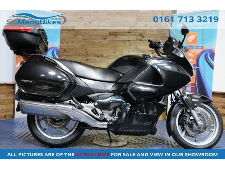 Honda NT700V DEAUVILLE VA-8 - Full Service history Good value 680cc image