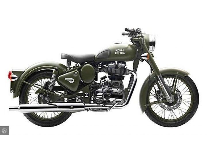 Royal Enfield CLASSIC 500 image
