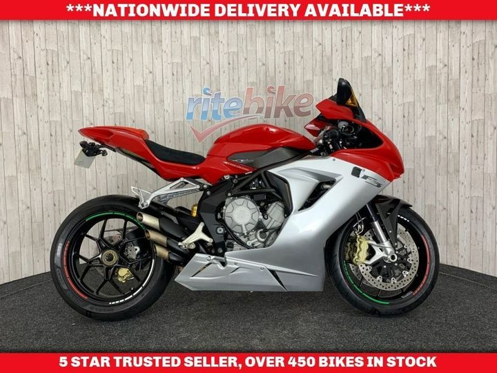 Mv Agusta F3 675 ONLY 1 PREVIOUS OWNER LOW MILEAGE 2012 12 PLATE … image