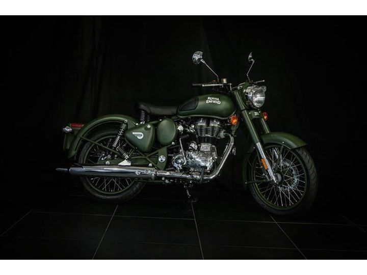 Royal Enfield Classic Military 500 image