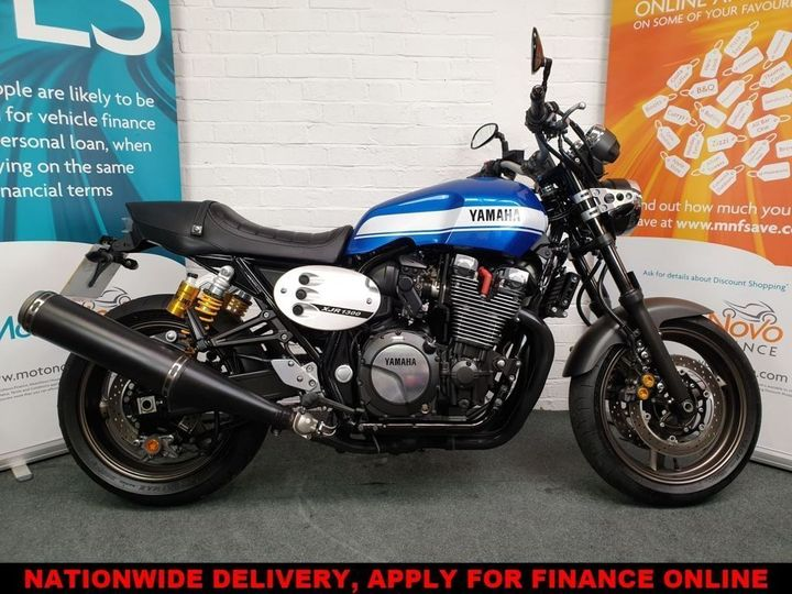 Yamaha XJR 1300 RACER FINANCE WARRANTY DELIVERY 1251cc image