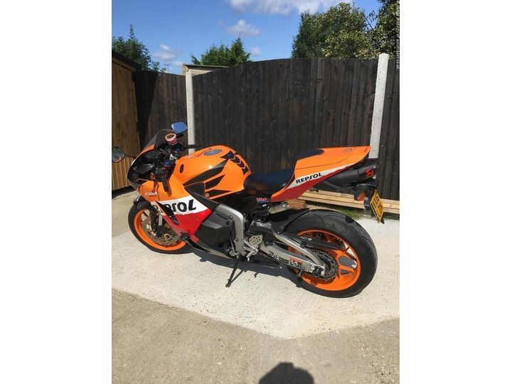 Honda Cbr600rr Motorcycles For Sale On Auto Trader Bikes