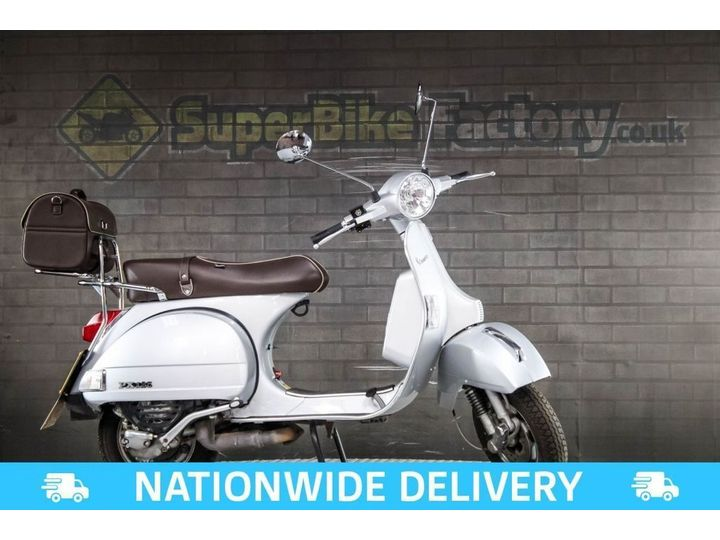 Piaggio VESPA PX 124 ALL TYPES OF CREDIT ACCEPTED 124cc image