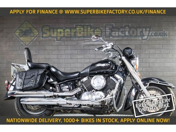 Yamaha XVS1100 ALL TYPES OF CREDIT ACCEPTED. 1063cc image