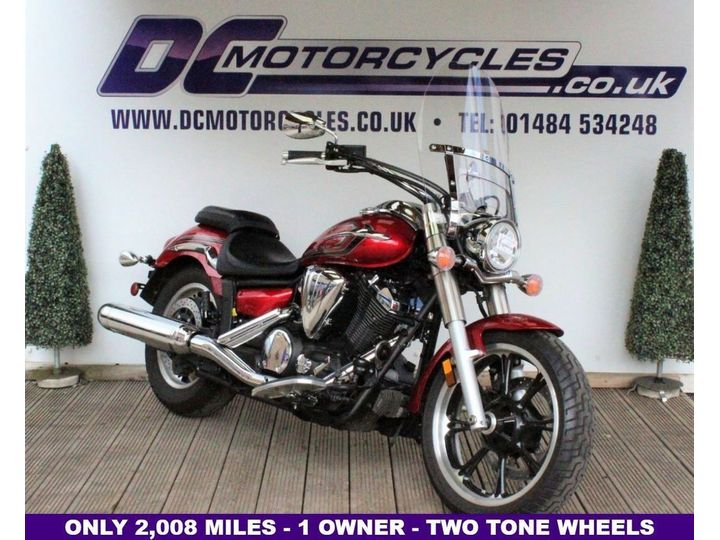 Yamaha XVS950 MIDNIGHT STAR Only 2,008 Miles - 1 Former Keeper 0 … image