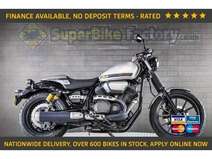 Yamaha XV950 ALL TYPES OF CREDIT ACCEPTED 950cc image
