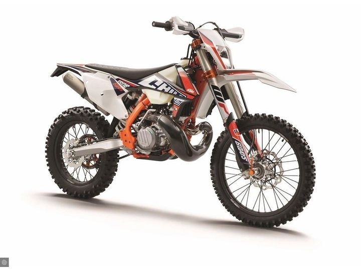 KTM 250 SIX DAYS TPI image